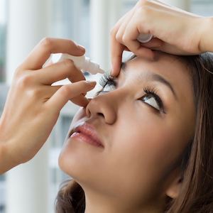 Alcon Eye Drops